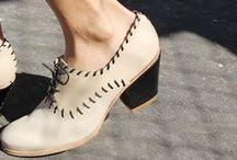 Fancy Feet / by Julia Millay Walsh