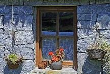 All Things...Doors & Windows / So many lovely, strange, shabby, and chic portals, in different shapes and sizes...awesome... / by Bev Wittig