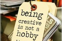 DIY & Crafty.... That's Me! / Don't sit back & allow others to do it for you....get up & do it yourself! (and pay for it yourself!) / by Kathleen Linnehan-Blodgett