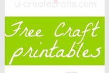Printables tags and labels