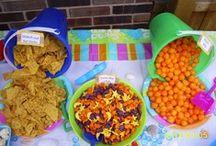 Pool Party / Birthday / Kid / Jaydon's 6th Birthday party  / by Jessica Taskey