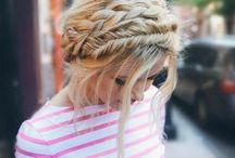 BEAUTY: HAIR / Hair inspiration