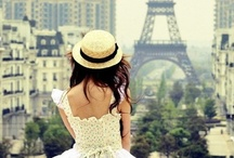 // places to : go // / by Brittany Sobieski