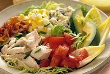 Food~Mealtime! / Evening meal ideas. Most can easily make gluten free substitutions.