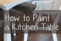 Kitchen Makeover / by Jessica Taskey