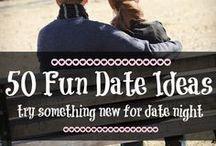 My One and Only  / Date ideas, gifts for him, things that remind me of him....etc / by Jessica Taskey