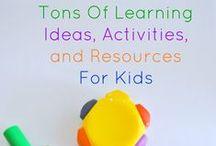 Kid's School Board / by Jessica Taskey