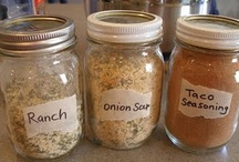 Food~POOF! / Spices, Mixes & Powders