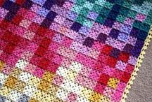 All Things...Crocheted and Knit / I love to crochet...and have made many items over the years. And while I really appreciate knitted items, I'm only capable of knitting with the simplest of stitches... / by Bev Wittig