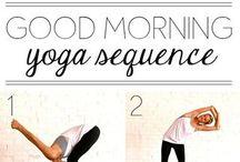 Stretches/Yoga/Pilates