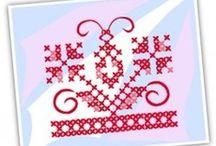 Cross stitch / by Terry Castiglia