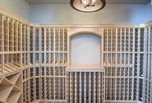 | WINE ROOM | / Having a wine room or wine cellar should be a must in every home.
