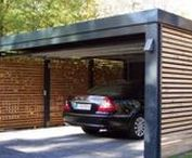 | GARAGES & CARPORTS | / Housing your car need not be boring!