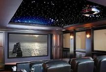 | HOME THEATRE | / Enjoy watching TV in the comfort of your very own home theatre/media room.