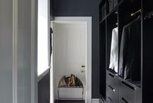 | WARDROBE STYLES | / Wardrobes can be a feature in the bedroom not just hanging space.