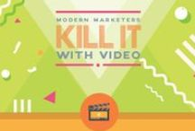 YouTube, Vine and Video Marketing / by Adam Kubicki