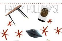 2013 Holiday Shopping Guide for the Design Lover / http://sothebysrealty.ca/blog/2013/11/08/holiday-shopping-guide-for-the-design-lover/