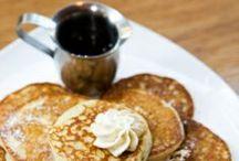 Food~GF~Decadent Breakfast / Gluten free breakfast ideas.