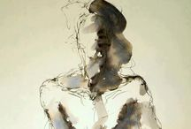 figure  / Human form in art  / by Joan Martin