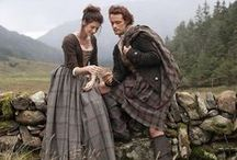 """All Things...Outlander / An amazing book series and an awesome cast playing these fictional characters in the TV series called """"Outlander""""... / by Bev Wittig"""