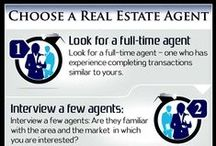 Real Estate - Find the Best Agent / by Adam Kubicki