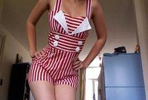 A Vintage Lady♡ / Pin up/Rockabilly/Vintage 20's/30's/40's/50's early 60's / by MrsLiz13
