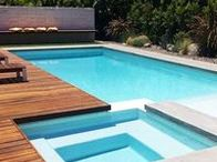| SWIMMING POOLS | / An elegant feature to the home, so make a splash.