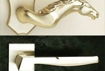 | DOOR HANDLES | / Door handles are one of the first impressions to the entry of your home, make it a feature!