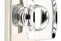 | DOOR KNOBS | / When a smaller feature is required for your doors