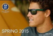 Kaenon 2015 Spring Collection / Kaenon's 2015 Spring Collection releases fresh, new colors in existing popular styles and introduces new sunglass styles: 'S-Kore', 'Maywood', and 'Miramar'