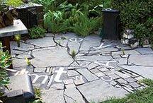 garden flooring / Gardening