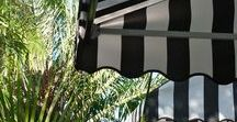 l AWNINGS AND OUTDOOR BLINDS l / Outdoor decor for your home