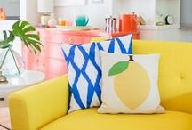 Home Decor / Home Decor Inspiration and ideas for the clean and classic modern home.  Inspiration for bringing modern home style into every room of your home.
