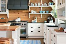 Kitchens / by Erin McCall