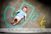 AWESOME Photo Ideas.... All Stages of life