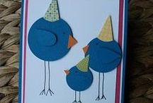 Cards / Homemade cards / by Marjod