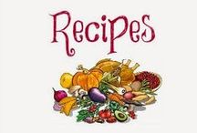 Recipes ~ for a perfect meal / Recipes to make delicious meals! / by DeDa Studios