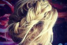 Hair / by Sarah Wegerif