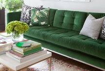 Mood Board: Living Room