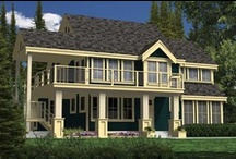 Craftsman Home Plans / A collection of some of our best-selling craftsman home plans.