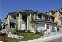 Contemporary Home Plans / A collection of some of our best-selling contemporary home plans.