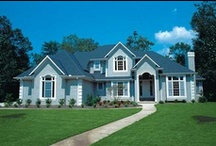 Southern and Southwestern Home Plans