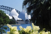 SYDNEY-MY HOME TOWN / My beautiful home town of Sydney.  This is where it all happens! / by •❈•Sue Finnerty•❈•