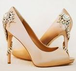 MMTB Wedding Shoes / Wedding shoes featured on Marry Me Tampa Bay