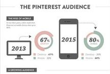 Pinfographics / A collection of useful social media, web design, and online marketing infographics