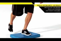 How-To Fitness / These how-tos will show you the right ways to warm up, train, and recover. / by SKLZ Sport + Performance Training