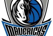 Dallas Mavericks / LET'S GO MAVS!! / by Lisa Rose