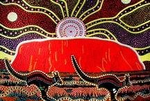 aboriginal art / by Chickpea