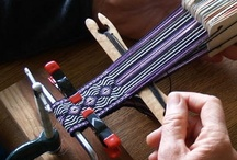 Sewing - Weaving / by Jessica Maye