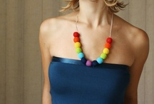 Crochet and jewel <3 / Place to pin inspiration for a combined jewellery and crochet project.